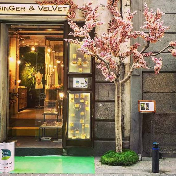 Joyeria Ginger and Velvet - Barrio de las letras - Madrid