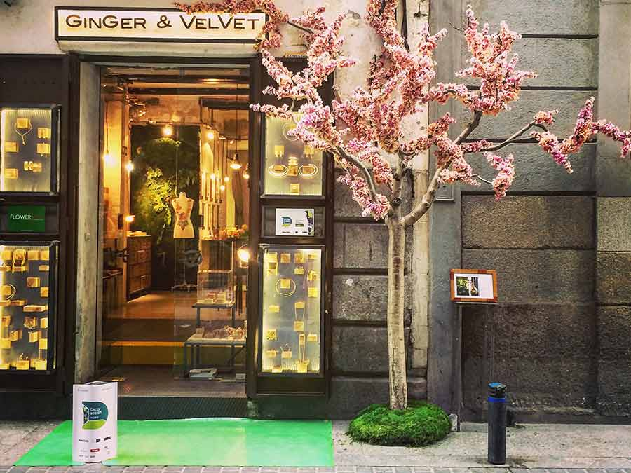 Joyeria Ginger and Velvet - Barrio de las letras - Madrid