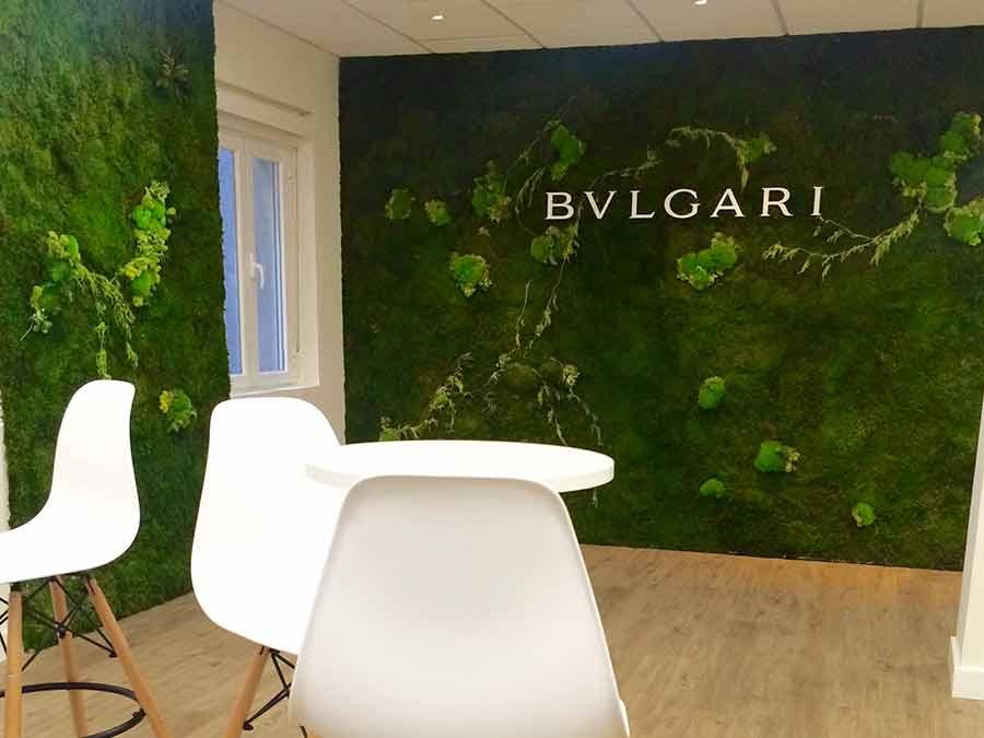 Oficina Bvlgari Madrid