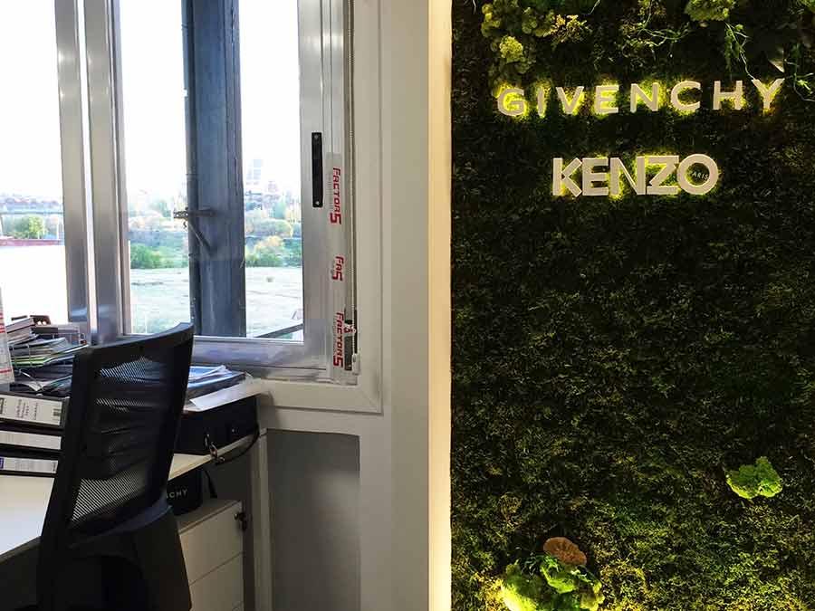 Oficinal LVMH Madrid