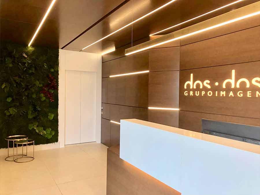Oficinas dos por dos Gran Canaria