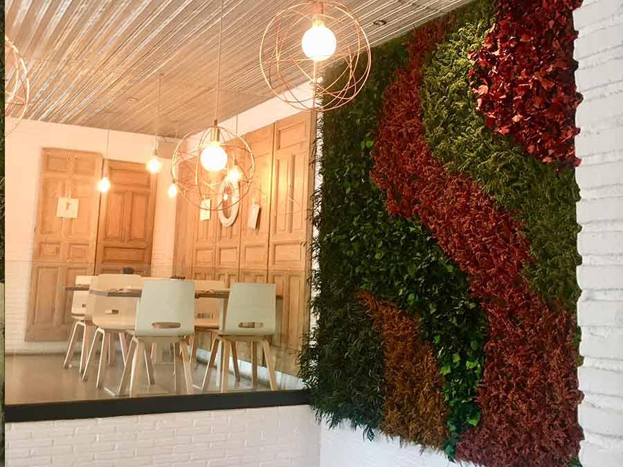Restaurante Fan Fan, paseo de la Castellana, Madrid.