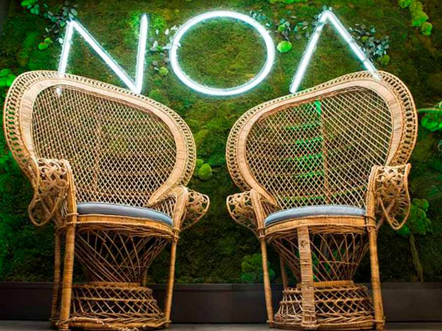 Restaurante NOA Madrid