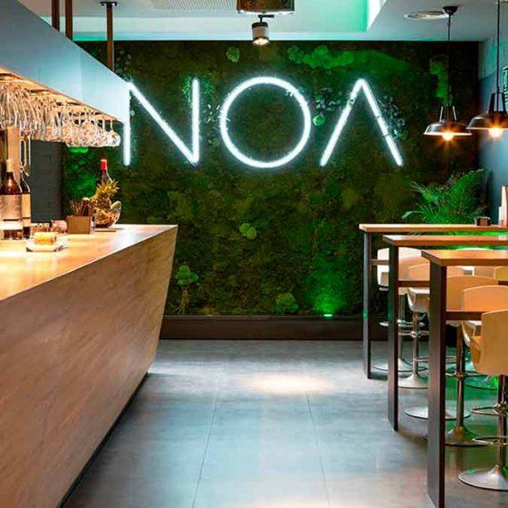 Restaurante NOA Madrid